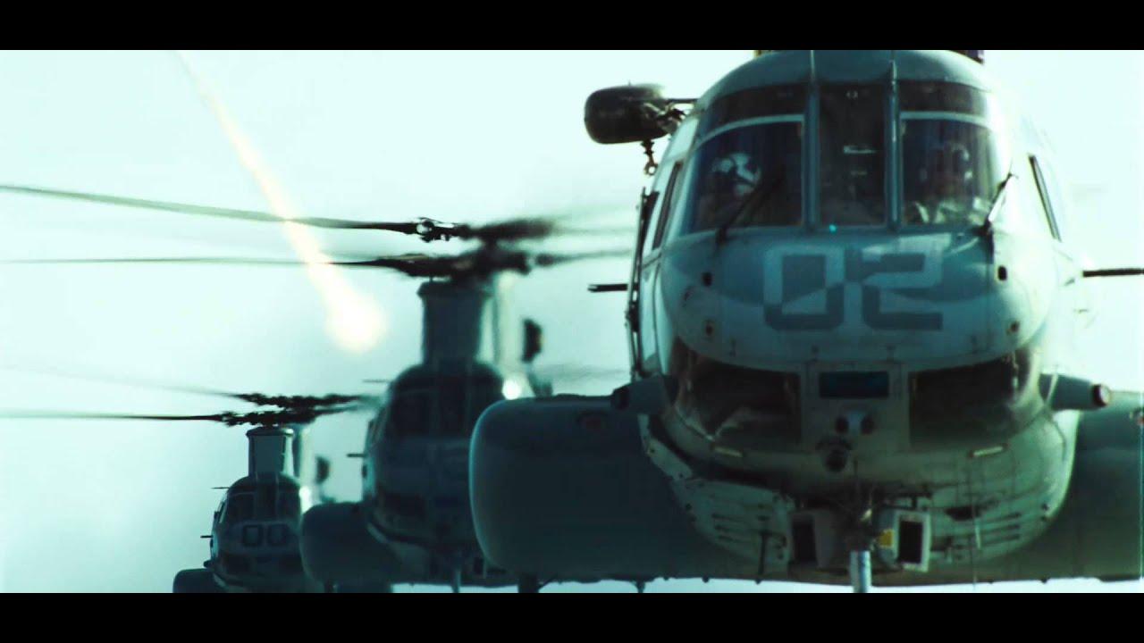 Battle: Los Angeles - Official® Teaser [HD]