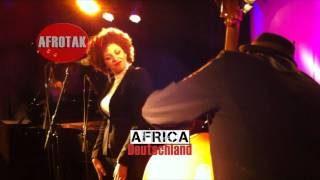 ASPHALT Berlin BLACK German ASPHALT Jazz BERLIN Afro German Music Afrika Deutschland Africa Germany
