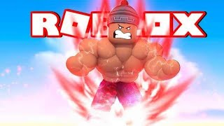 The new SECRET SKILL 💥-Roblox Super Power Training Simulator