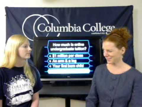 Video Chat - Columbia College -  Admissions