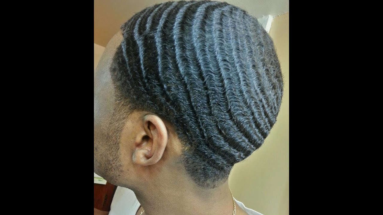360 Waves Haircut