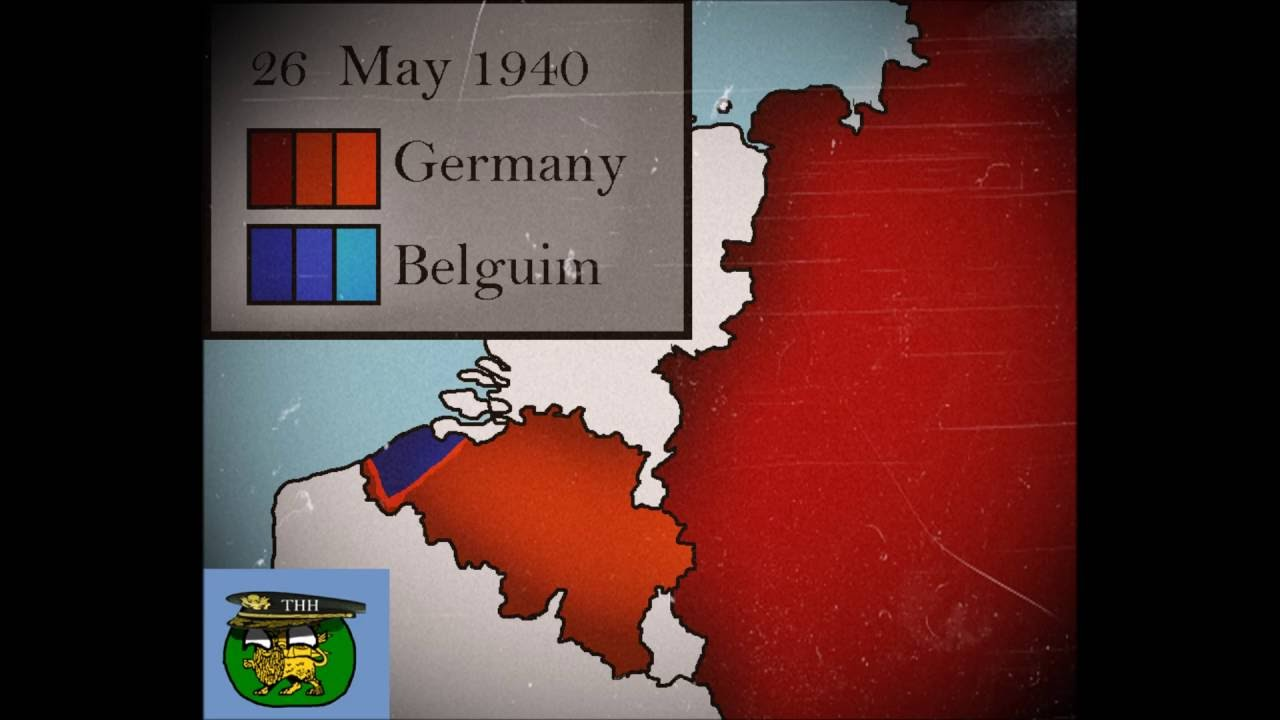German invasion of belgium in world war 21940 every day youtube german invasion of belgium in world war 21940 every day gumiabroncs Choice Image