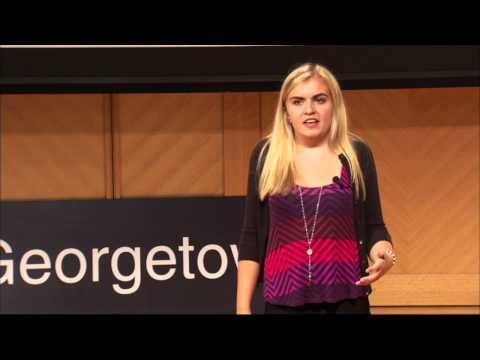 Finding Power in Powerlessness: Kendall Ciesemier at TEDxGeorgetown