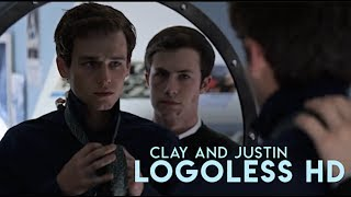 Clay and Justin Scenes