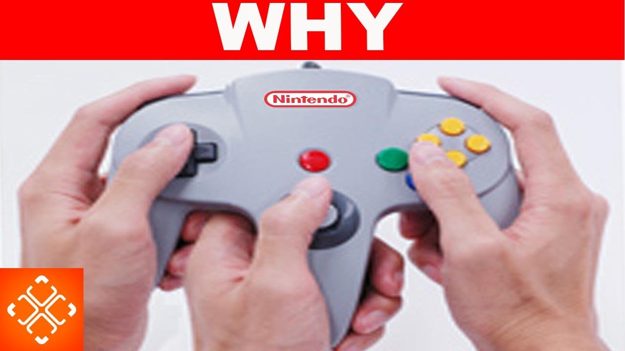 This Is Why Nintendo Makes Terrible Controllers - TheGamer
