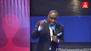 #ThisGeneration2019: POWER TALK BY TUNDE OYEKOLA CEO of El-Mansur Atelier Group