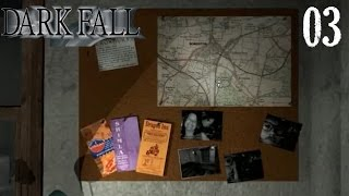 Dark Fall - The Journal 03 (PC, Horror, English)