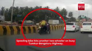 Bike accident city Times of india