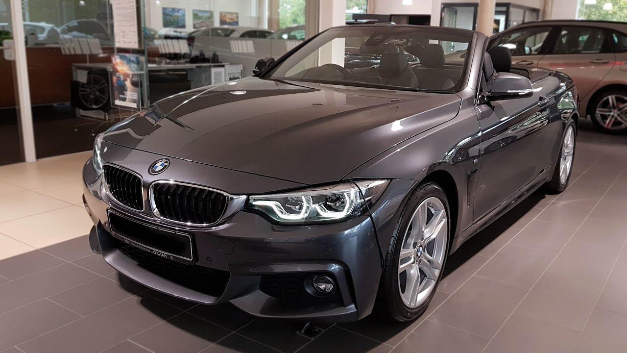 2018 BMW 420d Cabrio Modell M Sport