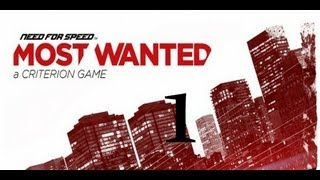 Need For Speed Most Wanted Gameplay Español HD Parte 1 TheJairovY