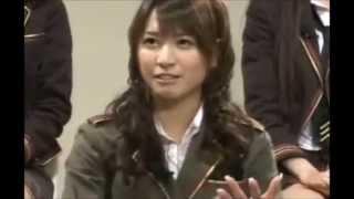 AKB48初期の出演。2008年 ライブトーク 大島麻衣、大島優子、篠田麻里子...