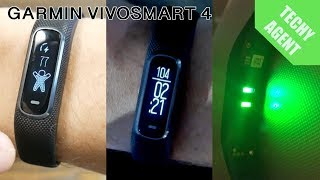 Garmin Vivosmart 4 - Full Fitness Review