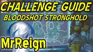 Borderlands 2 - Bloodshot Stronghold - Give It A Whirl & Cut