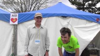 Mike Foote Post-2014 Ultra Trail Mount Fuji Interview DNF