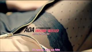 AOA - 가로등불아래서 (Under The Horizon Lights/Under The Street Lights) Legendado [PT-BR]