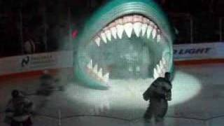 San Jose Sharks Entrance