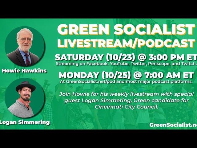 #GreenSocialist Notes #44
