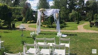 Backstage Fine Art Wedding | Оформление свадебной арки | ArtHolidays