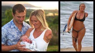 Shark Attack Survivor Bethany Hamilton Gives Birth To A Son