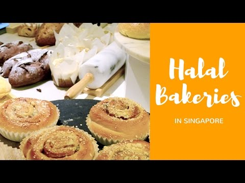 The Best Halal Bakeries in Singapore to Grab a Slice of Cake