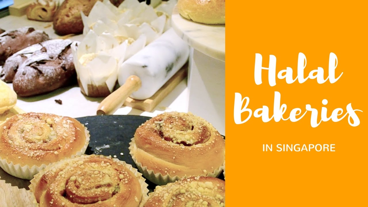 The Best Halal Bakeries in Singapore to Grab a Slice of Halal Cakes -  YouTube