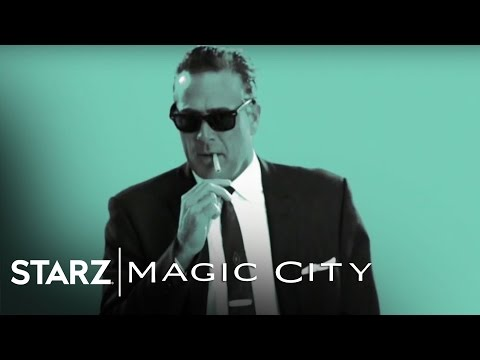 Magic City  Magic City Tease: Ike  STARZ
