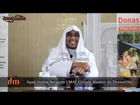 Islam Nusantara Sesat Ustadz Maaher At Thuwailibi Youtube