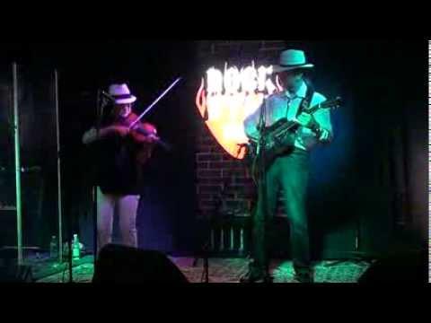 """Delta Duo """"Dry Spell Blues"""" in Kazan, Russia"""
