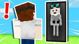 The Minecraft MAGIC MIRROR!