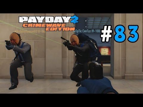 Payday 2: Crimewave Edition Walkthrough Part 83 - The Diamond Stealth