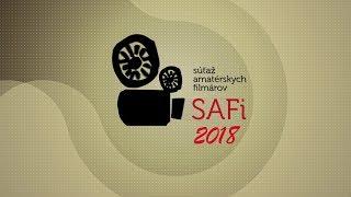 SAFi 2018 (Súťaž amatérskych filmárov) TV LUX