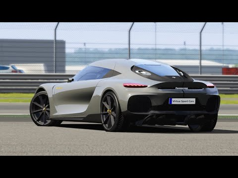 Koenigsegg Gemera Top Gear Testing