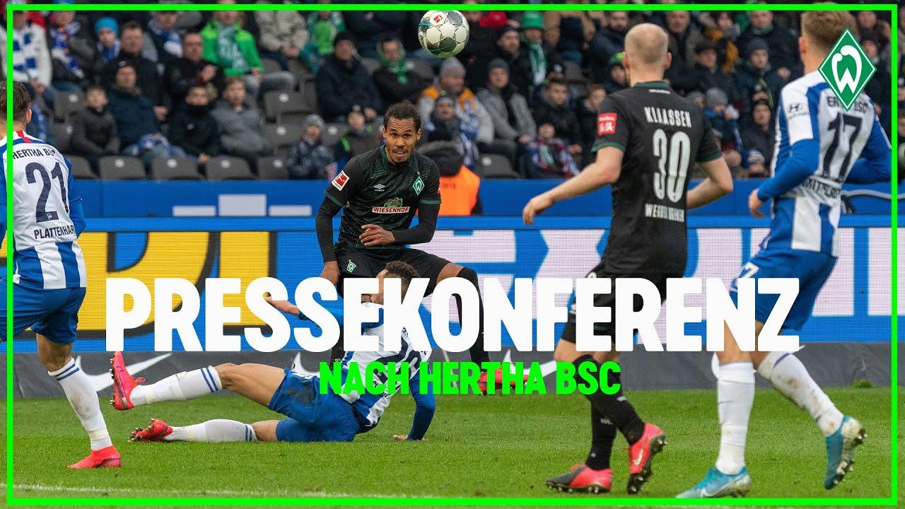 Werder Bremen Hertha