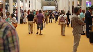 La Feria de Muestras de Valladolid, viento en popa a mitad de trayecto