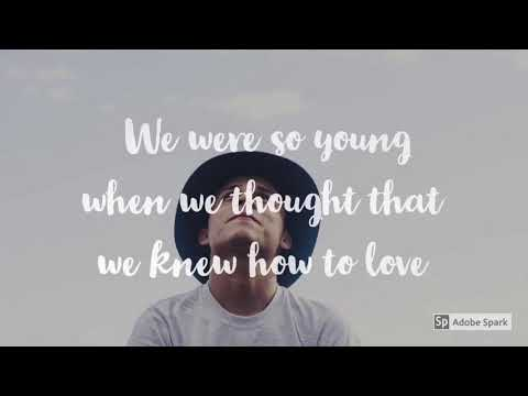 The Chainsmokers - Young (DJTONGKEY REMIX) Lyric Video