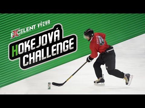 Excelent výzva: Gamers vs. Athletes | Hokejová challenge