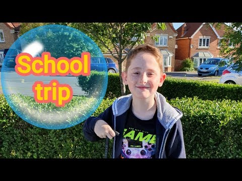 Off on his trip #stevesfamilyvlogs