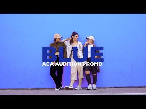 BLUE | JENNY KWAK | ACA PROMO 2017 - 2018