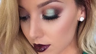 Shimmer Eyes + Bold Fall Lips! Thumbnail