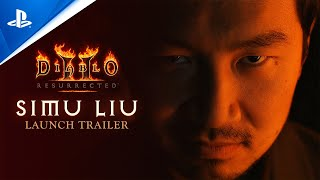 Diablo II: Resurrected - Live Action Trailer ft. Simu Liu | PS5, PS4