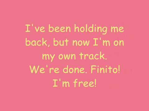Phineas And Ferb - Me, Myself and I Lyrics (HQ)