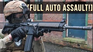FULL AUTO ASSAULT! | AIRSOFT