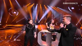 Kurt Calleja - This Is The Night - Live - Grand Final - 2012 Eurovision Song Contest