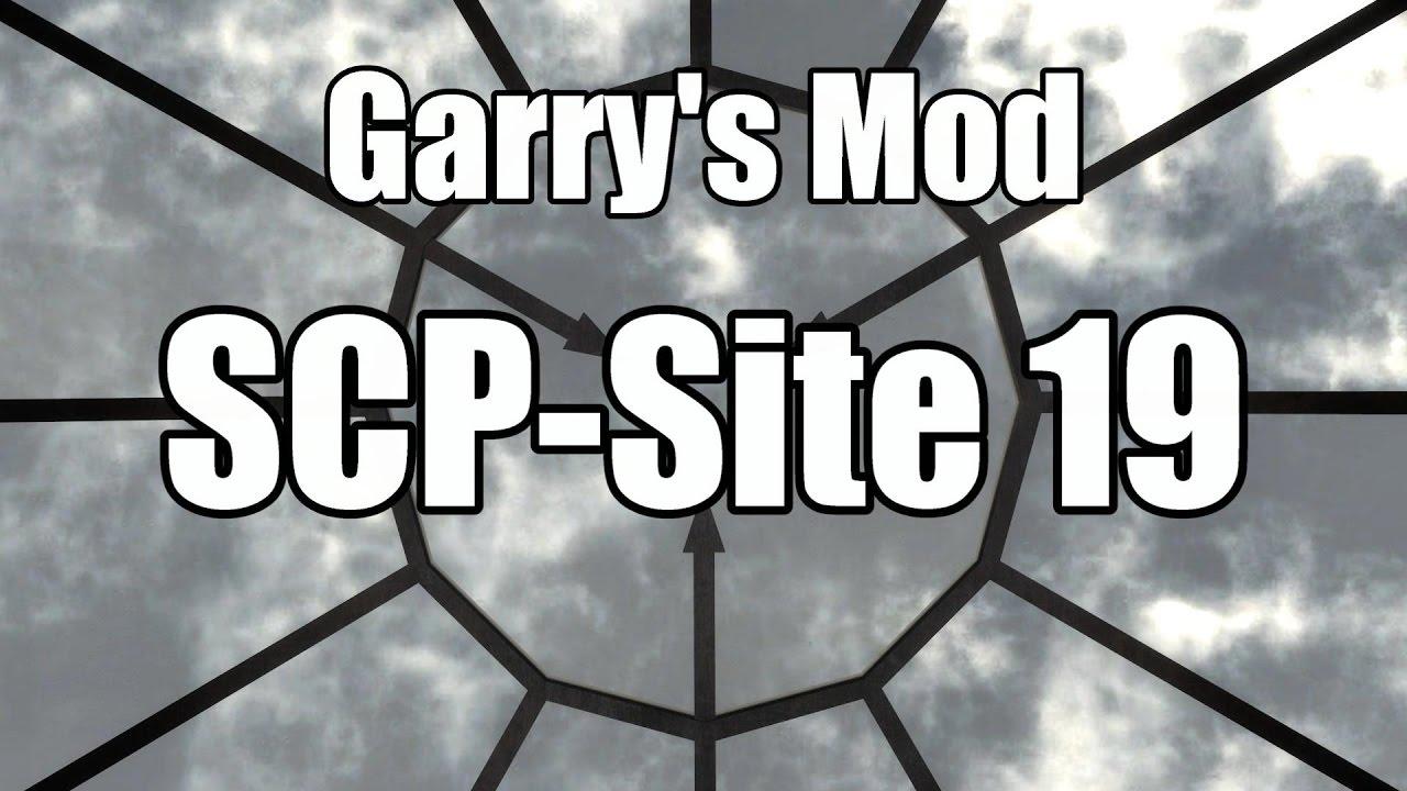 Garry's Mod Map: SCP Site 19