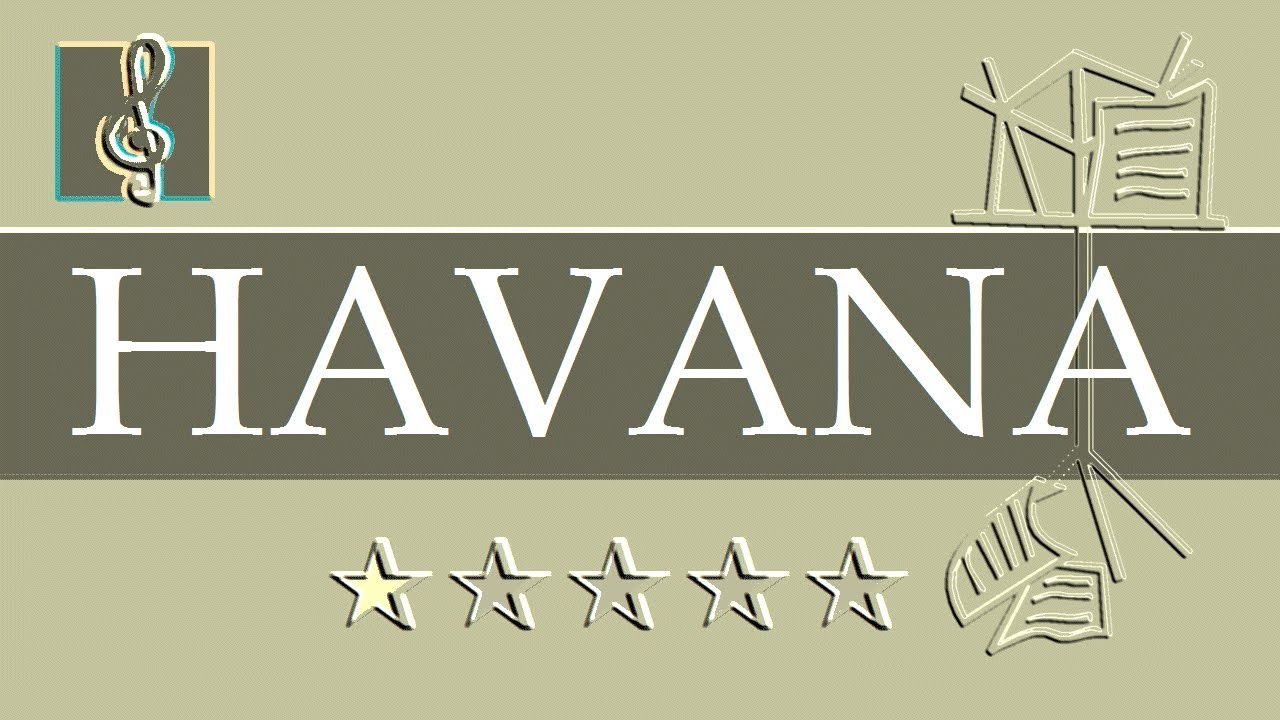 download lagu havana