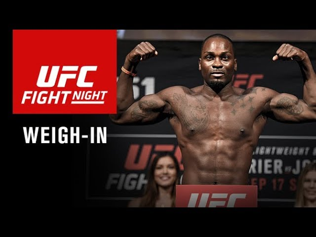 UFC Fight Night Sao Paulo: Official Weigh-in Video & Results