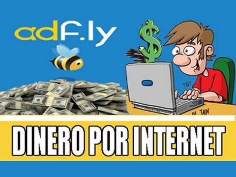 Como Ganar Dinero por Internet Con Adf.ly / Si funciona