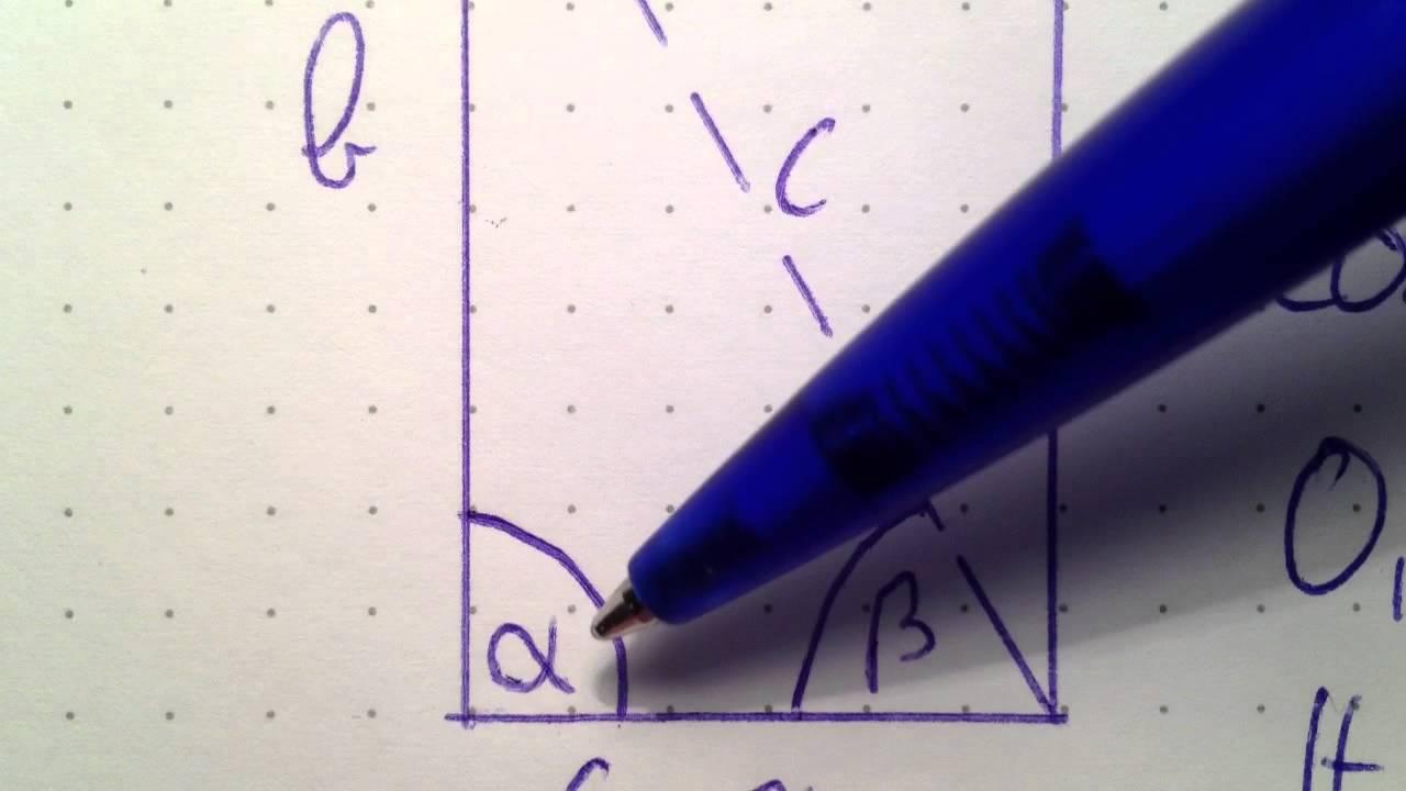 Diagonale Eines Rechtecks Berechnen : diagonale eines rechtecks berechnen mathe leicht gemacht youtube ~ Themetempest.com Abrechnung