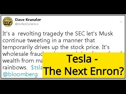 Tesla's Stock Split Sends A Message To Both Retail Shareholders ...