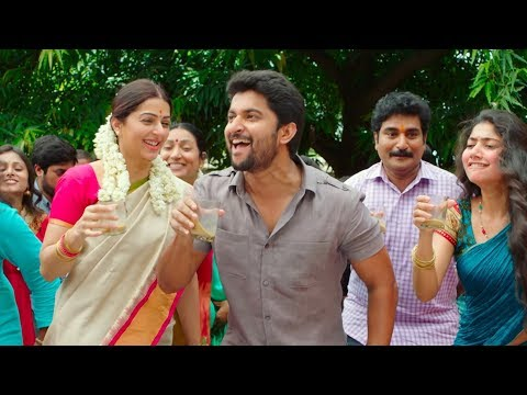Family Party Song Trailer - MCA Video Song Promos | Nani, Sai Pallavi